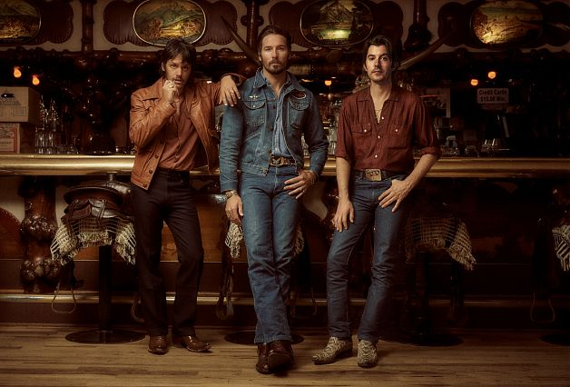 Midland to play at The Cowboy Bar for two nights in December