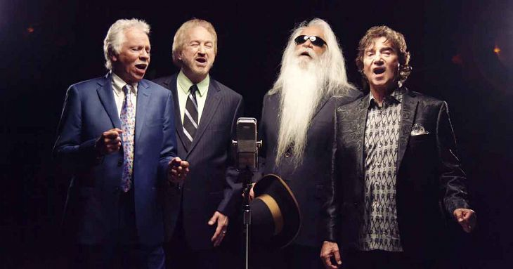 The Oak Ridge Boys add 2nd show at the Cowboy Bar